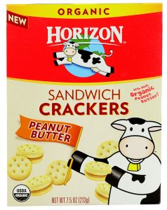 horizon crackers