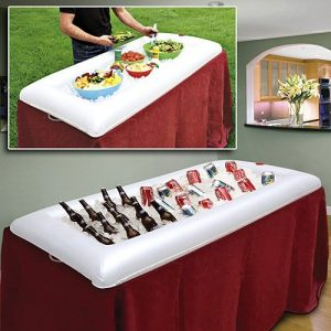 inflatable salad bar