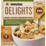 jimmy dean entrees