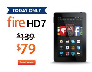 kindle fire hd sale