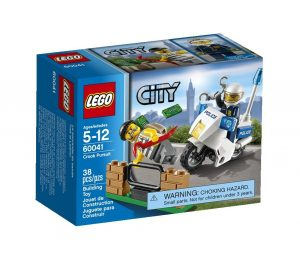 lego city police crook pursuit
