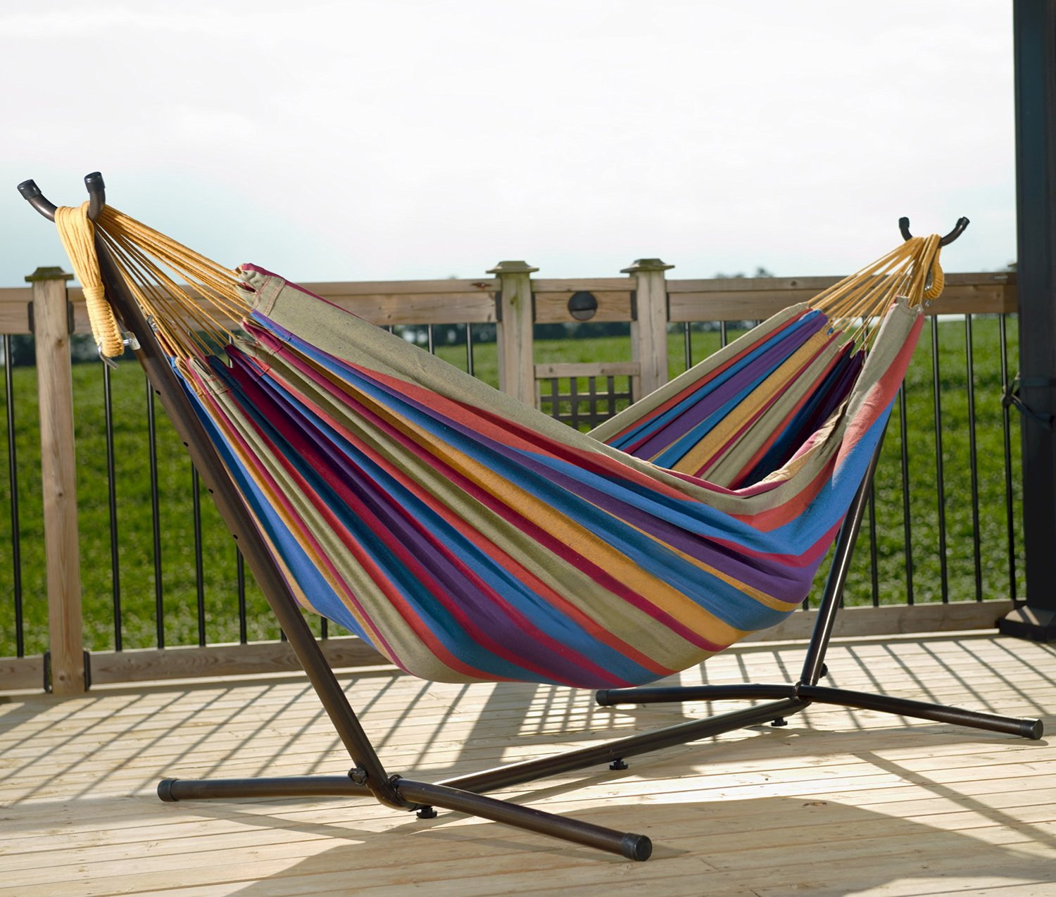 Amazon Vivere Double Hammocks 79 99 Today Only