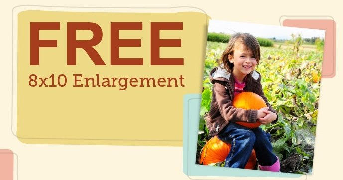 walgreens free 8 x 10 photo
