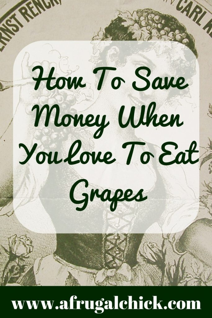 How To Save Money When You Love To Eat Grapes