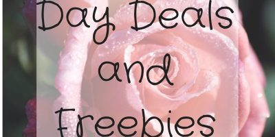 Mother's Day Deals and Freebies 2015