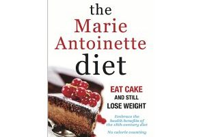 The Marie Antoinette Diet Eat Cake and Still Lose Weight