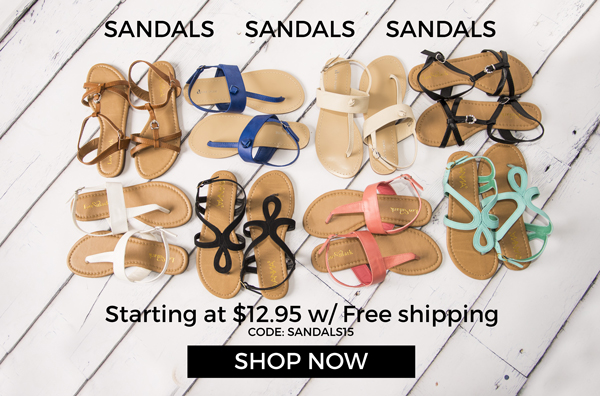 censt of style sandals 3