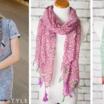cents of style abstract scarves