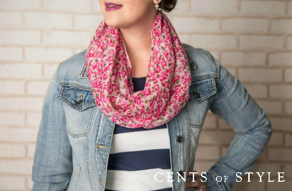 cents of style scarf three