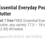 farm fresh free peanut butter