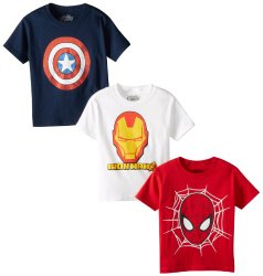 marvel t shirts