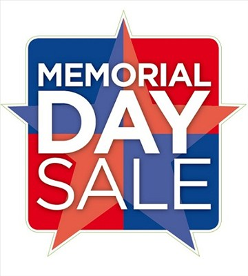 Memorial Day — and the sales that come with it — is finally here. Although, the holiday is intended to commemorate our fallen soldiers, it has also come to mark the beginning of summer.
