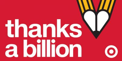 target thanks a billion campaign