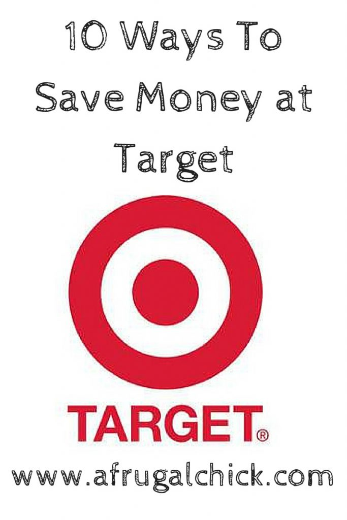 10 Ways To Save Money at Target
