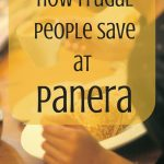 How Frugal People Save at Panera