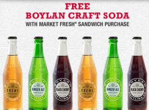 boylan craft soda arbys