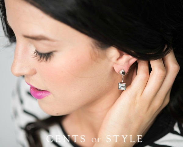 cents of style peekabo earrings