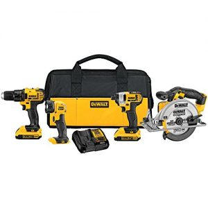 dewalt 4 piece tool set