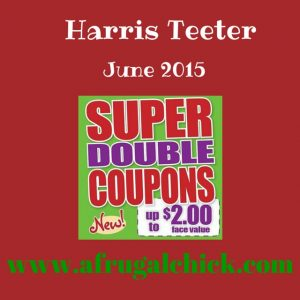 harris teeter super doubles june 2015