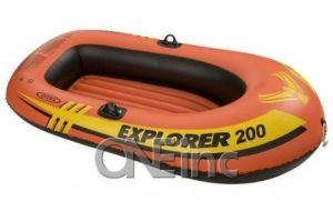 intex explorer boat