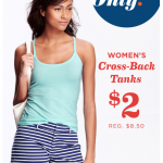 old navy tank top sale