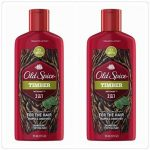 old spice shampoo and conditioner
