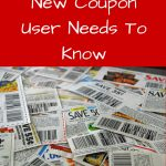 10 Things Every New Coupon User Needs To Know