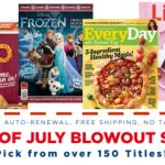 4th of july blowout sale