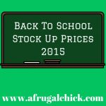 Back to school stock up prices 2015