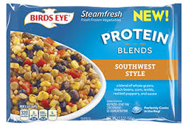 birds eye protein blends