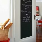 fancy-fix peel and stick chalkboard