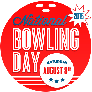 national bowling day logo