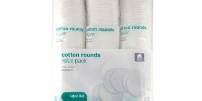 up and up cotton rounds