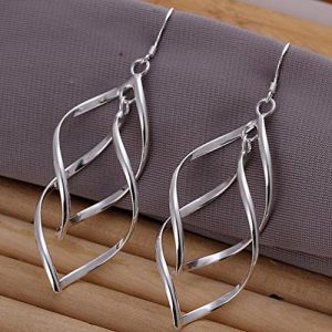 Elegant-Fashion-Jewelry-925-Silver-Plated-Stud-Dangle-Earrings-Eardrop__61kcHP7gtQL