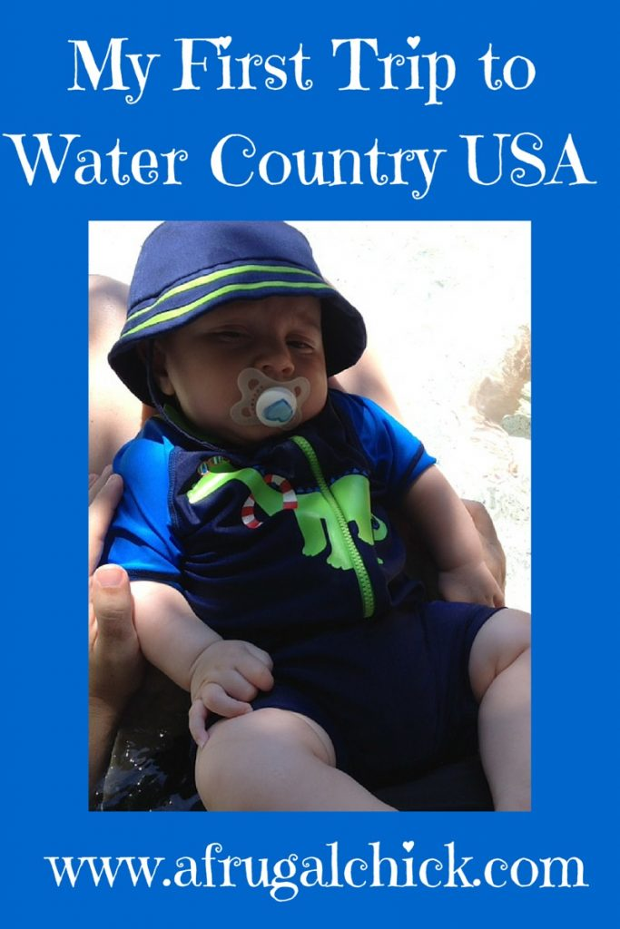 My First Trip to Water Country USA