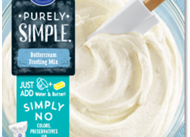 Purely Simple Frosting Mix