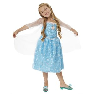 frozen elsa light up dress