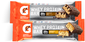gatorade protein bar