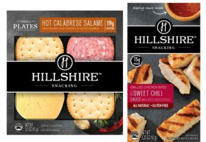 hillshire snacking