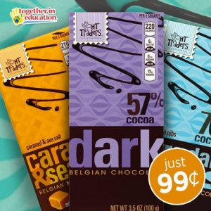 ht traders chocolate bars