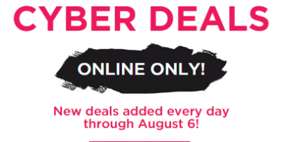 kohls back to school cyber sale