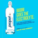 propel electrolyte water