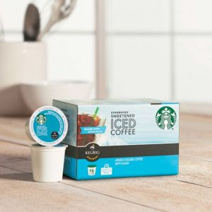 Stock Up Price Starbucks Iced Coffee K Cups 31 Each