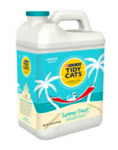 tidy cats summer twist litter