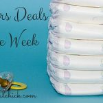 Diaper Deals of the Week