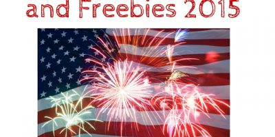 Labor Day Deals and Freebies 2015