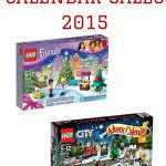 Lego Advent Calendar Sales 2015