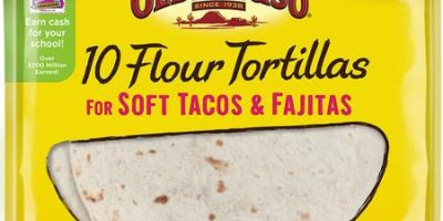 Old El Paso Tortillas 8ct
