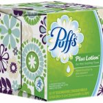 Puffs Facial Tissue Cube