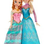 disney frozen royal sisters doll